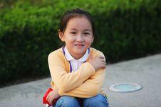 Free Asian Girl Stock Photo - 5319560