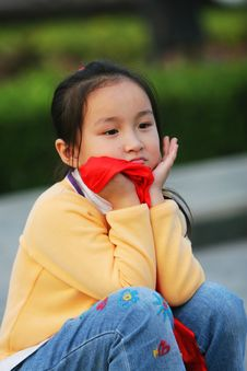 Free Asian Girl Stock Photography - 5319562