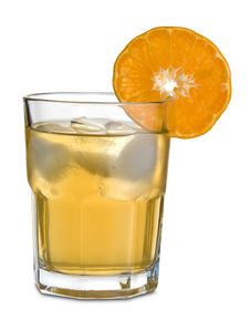 Free Orange Drink Stock Photos - 5319583