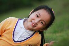 Free Smiling  Girl Royalty Free Stock Photos - 5319758