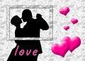 Free Love Kiss Royalty Free Stock Image - 5320636