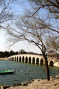 Free The 17-Arch Bridge Stock Photography - 5321232