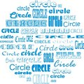 Free Circle Of Circles Royalty Free Stock Photos - 5324858