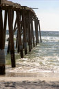 Free Old Pier Stock Image - 5324911