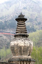 Free Ancient Tower On The Hillside. Royalty Free Stock Photos - 5325008