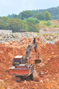 Free Excavation Work Series 10 Royalty Free Stock Photo - 5327985