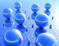Free Mirror Balls Stock Images - 5320464