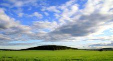 Free Summer Landscape Royalty Free Stock Image - 5320656
