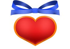 Free Gift With Love 002 Stock Photography - 5320922