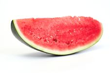 Slice Of Water-melon Stock Images