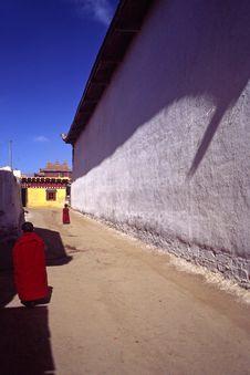 Free Tibetan House Stock Image - 5321971