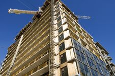 Construction Of High Rise Stock Photos