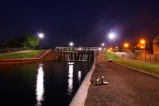 Free Canal Walk Stock Photo - 5322280
