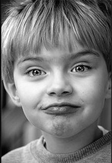 Free Funny Face Royalty Free Stock Photo - 5323625