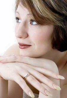 Free Manicure Stock Photo - 5323680