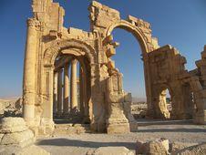 Free Palmyra, Syria Stock Image - 5324671