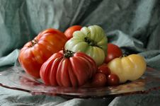 Free Heirloom Tomatoes Stock Images - 5324974