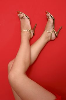 Free High-heel Shoes Stock Photos - 5324993