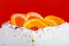 Free Fruit Cake Royalty Free Stock Photography - 5325327