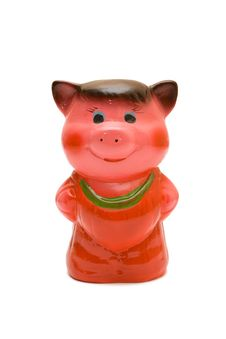 Free Piggy-bank Money Box Royalty Free Stock Photography - 5325737