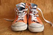 Free Sneakers Stock Photos - 5326203