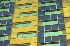 Free Chromatic Windows Royalty Free Stock Photo - 5327225