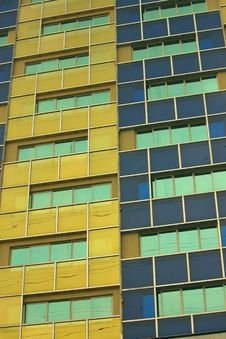 Free Chromatic Windows Royalty Free Stock Image - 5327226