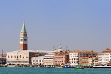Venice. City And Port In Northeastern Italy Stock Photos