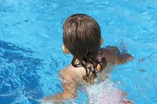 Free Summer Pool Royalty Free Stock Photo - 5327955