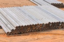 Free Construction Piling Series 3 Stock Image - 5327961