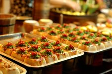 Free Chengdu Snack Stock Photography - 5328422