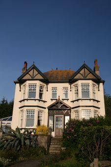 Free English House Royalty Free Stock Photography - 5328717