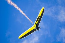 Free Hang Gliding Stock Image - 5329301