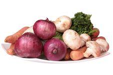 Free Vegetables Stock Photos - 5329793