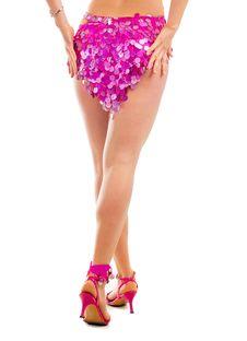 Free Muscular Woman Legs Stock Image - 5329951
