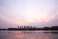 Free The Yangtze River Sunset Royalty Free Stock Image - 53260096