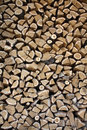 Free Stack Of Firewood Royalty Free Stock Image - 5336476