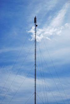 Free Mobile Phone Antenna Stock Images - 5330114