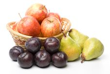 Free Still Life With Fruits Royalty Free Stock Photo - 5330405