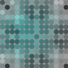 Free Dot Dance Music Retro Background Royalty Free Stock Photography - 5330797