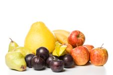 Free Still Life With Fruits Stock Photography - 5330842