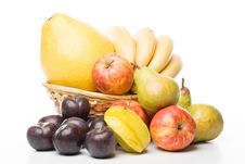 Free Still Life With Fruits Royalty Free Stock Photography - 5330847