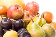 Free Still Life With Fruits Stock Photo - 5330870