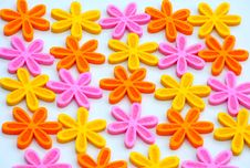 Free Foam Flowers,ideal Background Royalty Free Stock Photography - 5331387