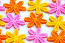 Free Foam Flowers,ideal Background Stock Image - 5331401