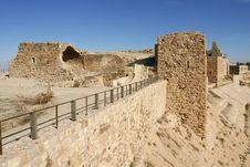 Free Al-Karak Castle Stock Photography - 5333082