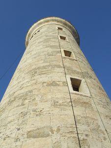 The Morro Castle Lighthouse Closer View Stock Photos