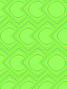 Free Green Retro Pattern Stock Images - 5333924
