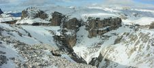 Free Dolomites Panorama Royalty Free Stock Image - 5334516