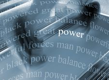 Free Power Concept Stock Images - 5334824
